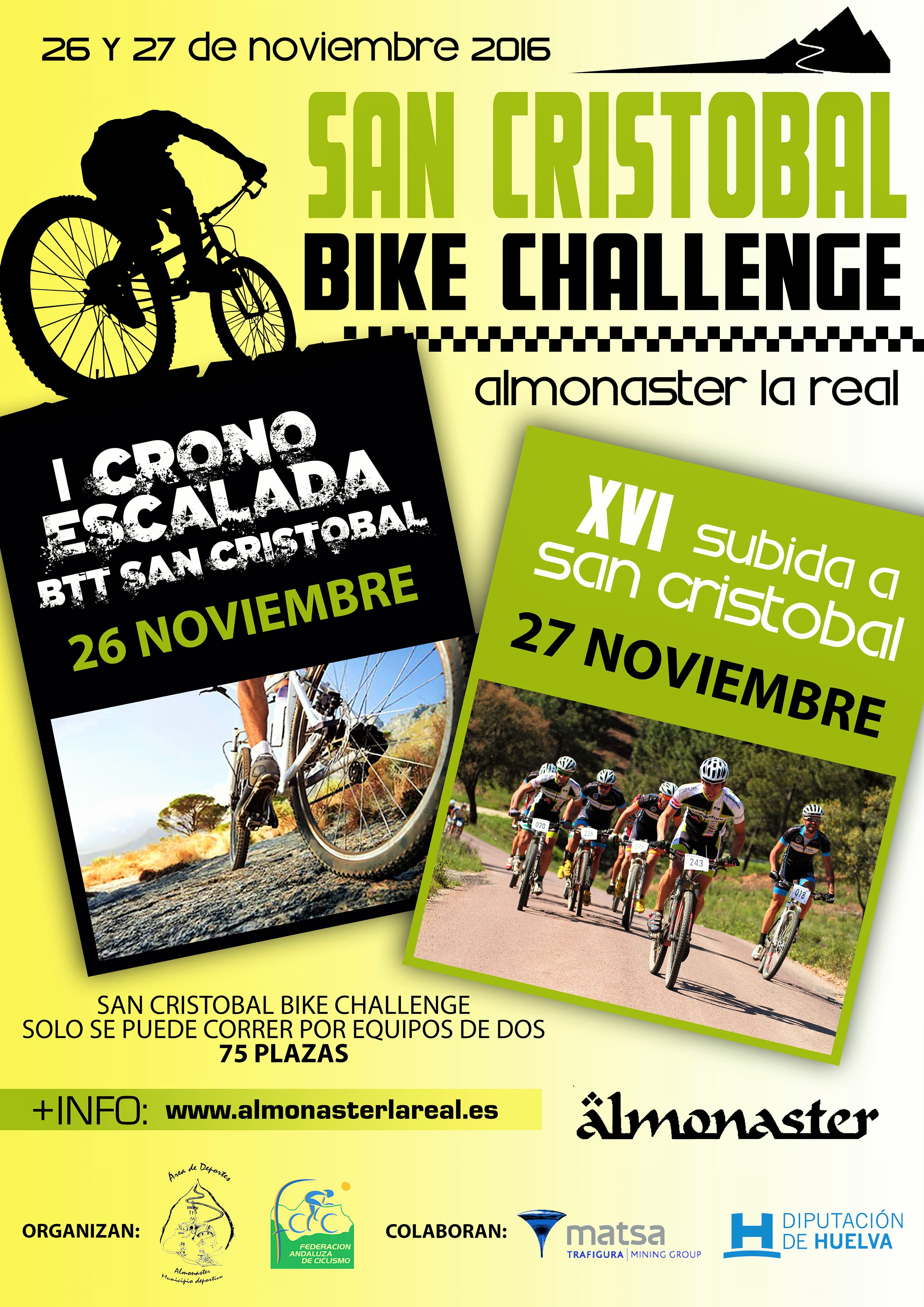 Cartel bike challenge